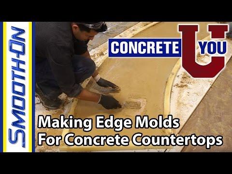 How To Build A Concrete Bar Using Gfrc Panels ‑ Episode 3