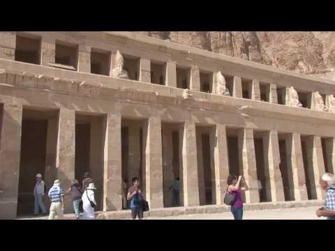 Hatshepsut Temple, Luxor-09.mov