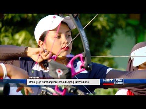 Profil Atlet Panahan Asian Games 2018 - NET. JATIM