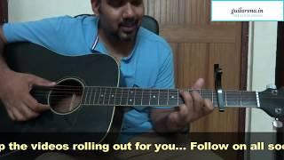 Chota Sa Fasana / Arijit Singh | Guitar Lesson / Guitarena Music