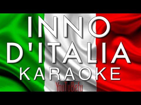 INNO D'ITALIA (KARAOKE)