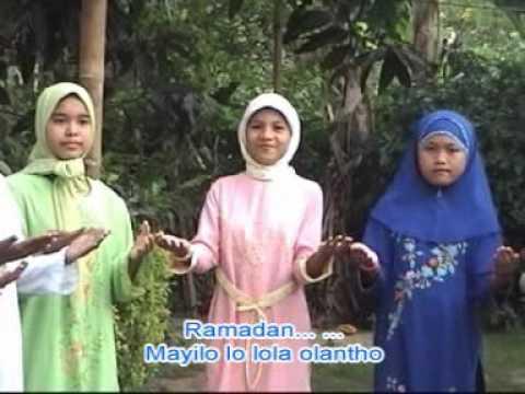 LAGU QASIDAH GORONTALO - PUASA