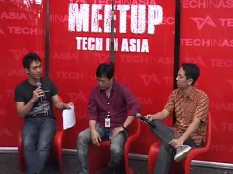 Tech in Asia Meetup Jakarta: Tech Trends in Indonesia in 2013