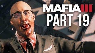 Mafia 3 Gameplay Walkthrough Part 19 - TONY DERAZIO (PS4/Xbox One) #Mafia3