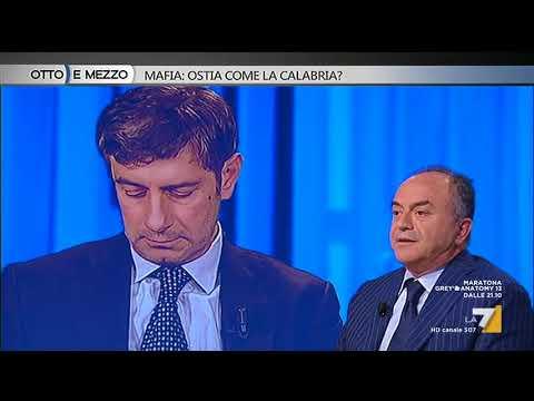 Otto e mezzo - Mafia: Ostia come la Calabria? (Puntata 10/11/2017)