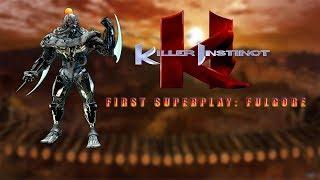 Killer Instinct - Fulgore【TAS】