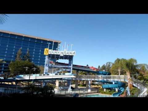 Disneyland Hotel (California) - United States Hotels