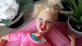 Пончики захватили Барби.