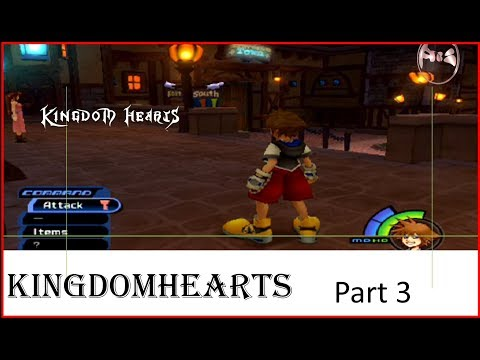 ABZ GAMING _ Kingdom Hearts_ PART_3
