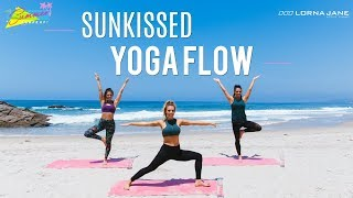Sunkissed Yoga Flow | Summer Shape Up '17