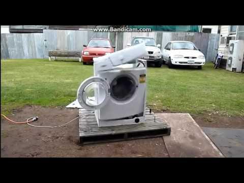 Humour 7 La Danse Mécanique Du Lave Linge Youtube