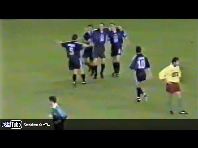 1997-1998 - Beker Van België - 01. 16de Finale - Club Brugge - KV Oostende 4-1