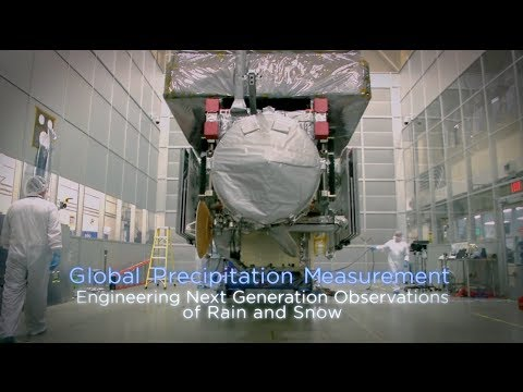 NASA | GPM: Engineering Next Generation Observations of Rain and Snow