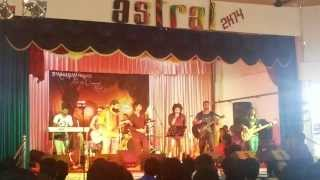 vathilil aa vathilil Thaikudam bridge live at Sree Buddha college of engineering pattoor