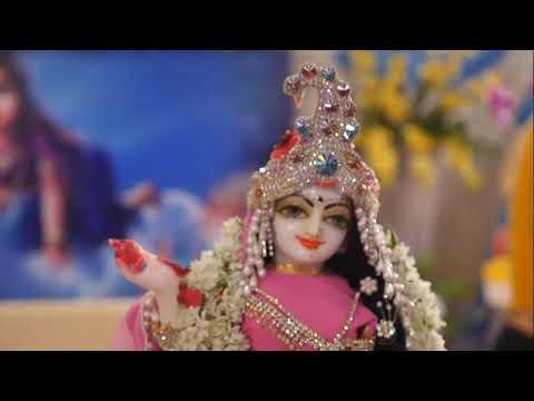 Shri Radha Chalisha Bhajan  music video || Shree Radha Bhajan video