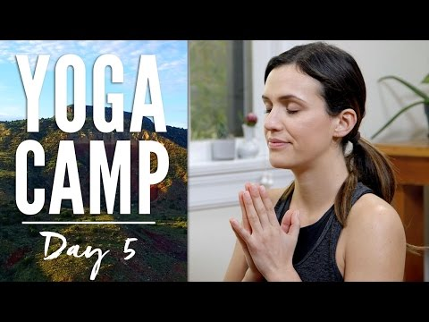 Yoga Camp Day 5 - I Am Alive