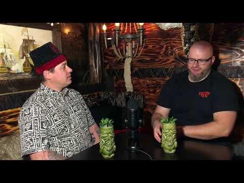 Tiki With Ray Episode 29: Jason Alexander - Devil's Reef and Tacoma Cabana