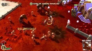 PC Gameplay : Bunch of Heros [HD]