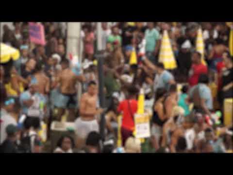Foliões do bloco As Muquiranas e da 'pipoca' formam briga generalizada em Ondina; veja vídeo