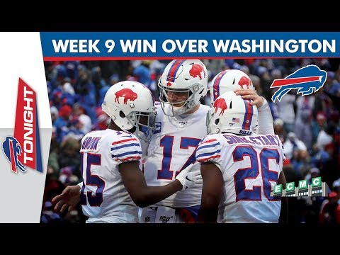 Breaking Down The Buffalo Bills' Victory Over The Redskins
