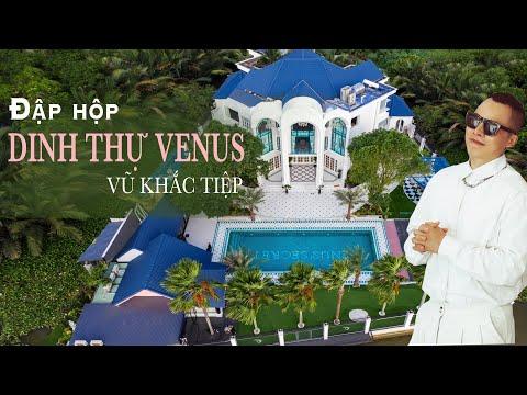[ Tập 36 ] - Vũ Khắc Tiệp đập hộp Dinh Thự Venus đắt giá nhất Sài Gòn