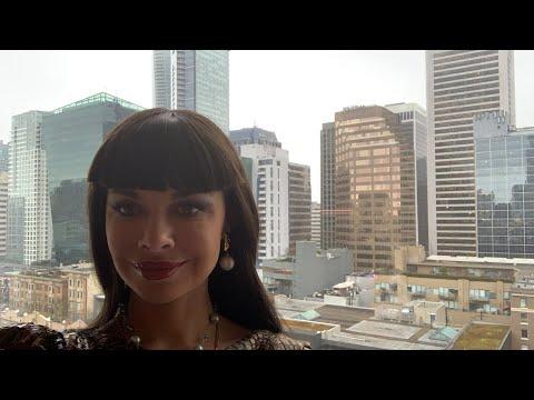 Hello from Vancouver! Kseniya Simonova live 🇨🇦❤️