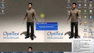 VIDEO SETUP OPTITEX 12 3