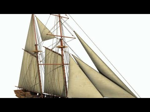 Beginners guide to building a wooden model ship Part 1