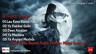 Download lagu 5 lagu Nissa sabyan versi gothic metal enak didengar MP3