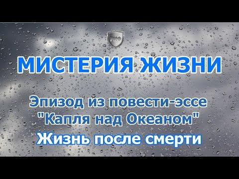 """Мистерия Жизни. Эпизод из повести-эссе """"Капля над Океаном"""""""