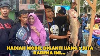 Download Kisah Fahri Tunagrahita, Menang Lomba Mancing Hadiah Mobil Diganti Uang 5 Juta