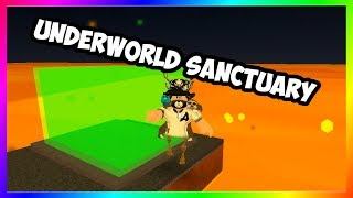 (New Years + Easiest map in map test) Underworld Sanctuary   Roblox FE2 Map Test