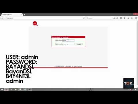 ZTE F600 Video clips