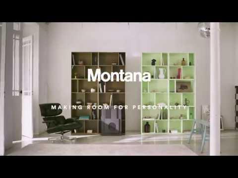 Montana Read boekenkast - YouTube