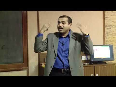"""Research Seminar by Pratik Parikh on """"Designing retail stores to maximize visual experience"""""""