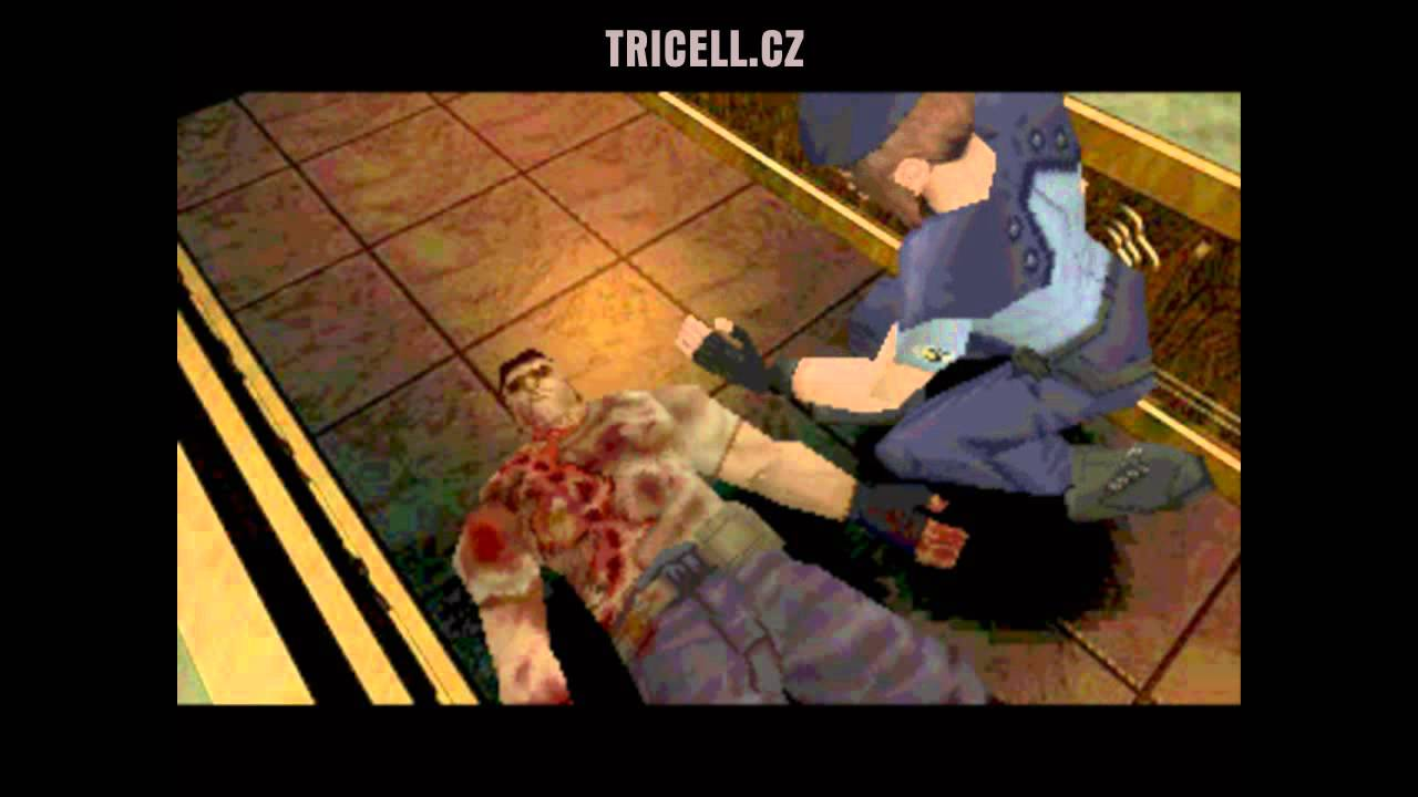 Resident evil 1996 richard aiken youtube for Cabina richard aiken