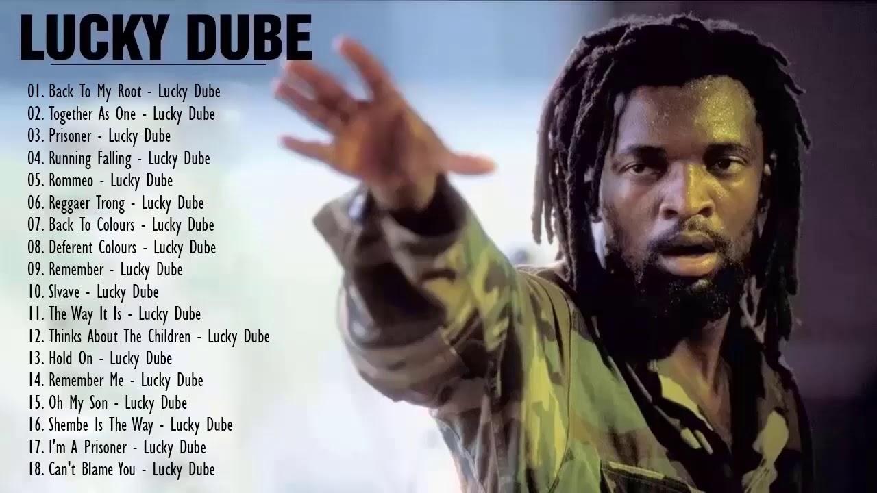 Lucky Dube Greatest Hits Full Abum | Top 20 Best Reggae Songs Of Lucky Dube