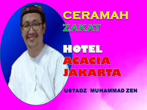 Ceramah Lucu Zakat Muhammad Zen Di Kalangan Profesional Hotel Acacia 2 Dari Bag.2.wmv