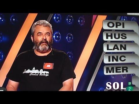 Adiós José Pinto Saber y Ganar 29/11/16