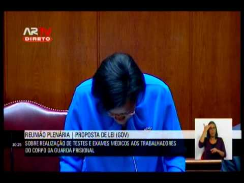 Debate Parlamentar | Realização de...