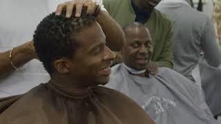 Barber Shop Chronicles | Improv Scene