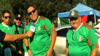 COLOR  MÉXICO CAMPEÓN COPA CONCACAF 2015-PASADENA CALIFORNIA
