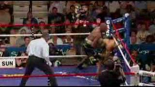 07 June 2008 Carlos Quintana RD 1 KO by  Paul Williams
