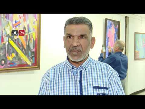 Iraq | Visual arts exhibition opens in Baghdad