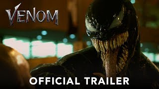 VENOM - Official Trailer (HD) thumbnail