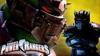 Power Rangers | Sledge the Bounty Hunter