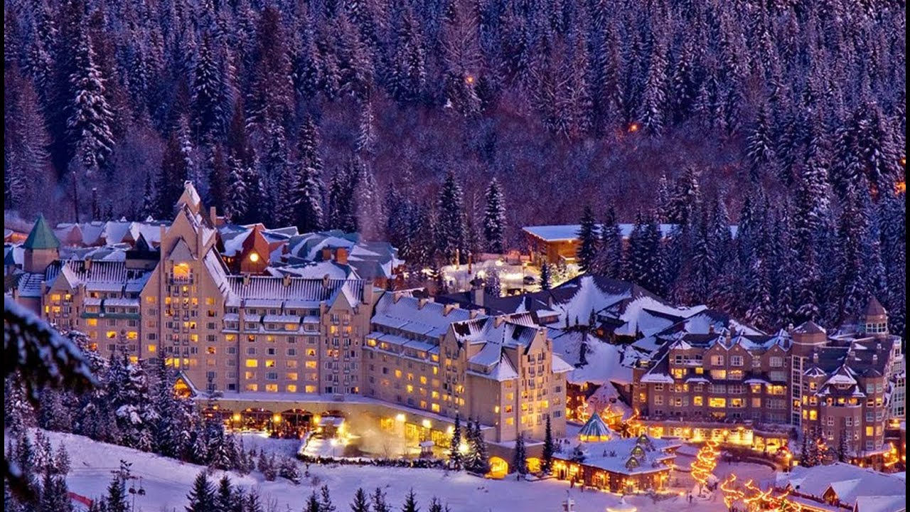 Top Tourist Attractions In Canada