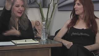 The Rev Mel Show with guest Mistress Cyan. Part 5