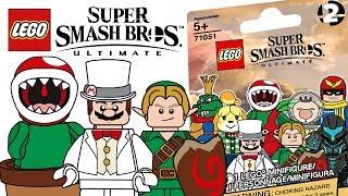 LEGO Super Smash Bros. Minifigures Series 2 - CMF Draft!