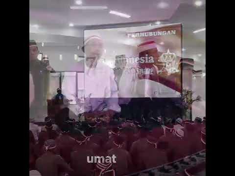 Doa Bersama 171717 Dithubad